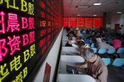 Китай завершил торги среды в «красной зоне»