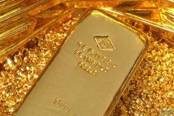 Золото на минимальных отметках последних двух недель