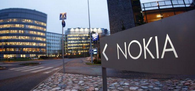 Прибыль Nokia упала на 45%