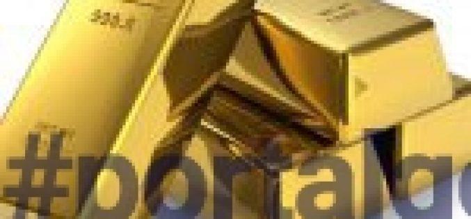 Центробанки мира снизили покупку золота на 40%