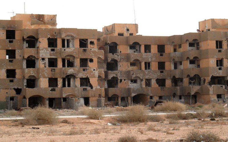 Новая попытка Ливии возобновить экспорт нефти