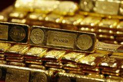 Золото достигло недельного пика на фоне данных по рынку труда США