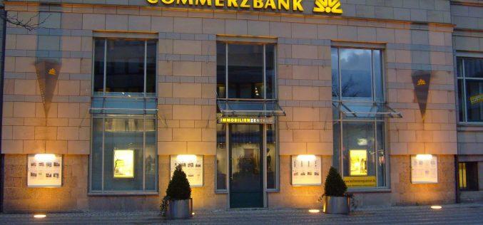 Commerzbank:отказ от выплаты дивидендов и сокращения
