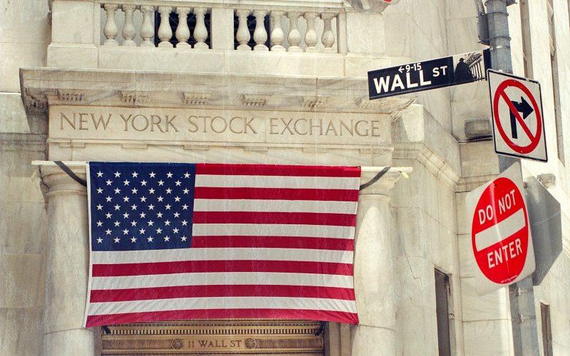 Торги в США закрылись ростом