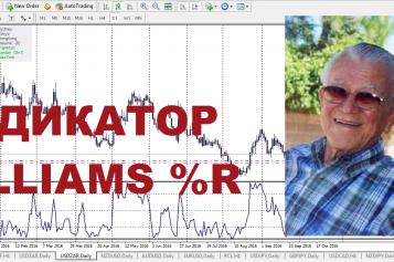 Индикатор «Процентный диапазон Вильямса»