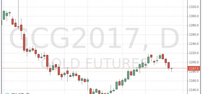 Цены на золото остановили падение