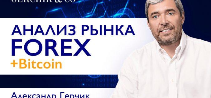 Технический анализ Форекс от Александра Герчика 22.10.2019
