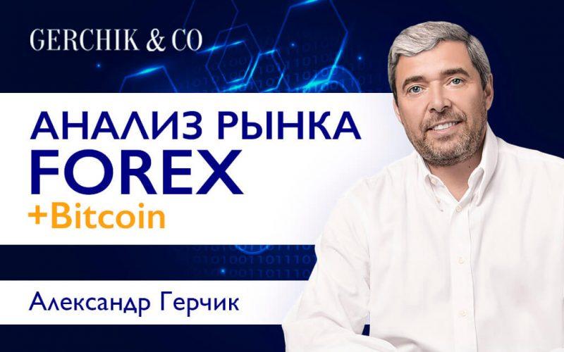 Технический анализ Форекс от Александра Герчика 11.09.2019