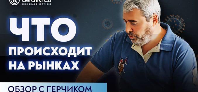 Обзор Форекс и рынка акций на период 23-27.11.2020 с Александром Герчиком