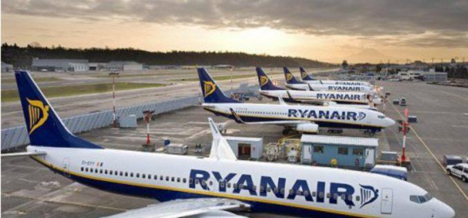 Убытки не обошли стороной и Ryanair