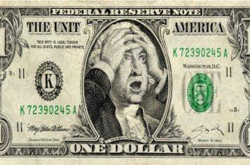 Индекс доллара просел после релиза NFP