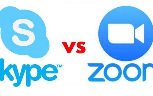 Zооm теснит Skypе. И с этим надо смириться