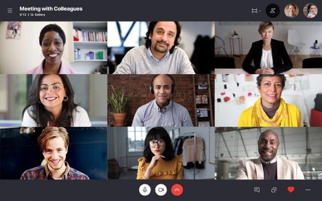 Zооm теснит Skypе: влияние пандемии
