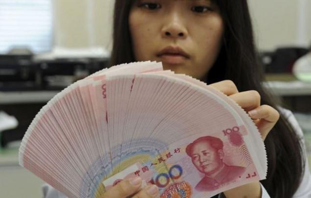 Долги Китая