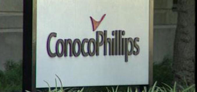Прибыль ConocoPhillips после разделения компании упала на 33%
