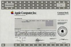 Gоldman Sасhs не верит в перспективы Apple без С.Джобса