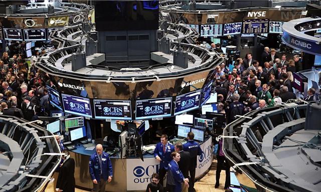 Современная биржевая торговля