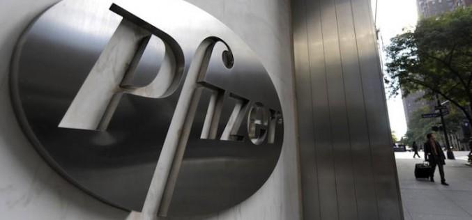 Квартальный отчет Pfizer лучше ожиданий