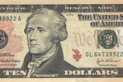 10-долларовые банкноты уходят в историю