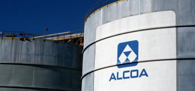Квартальная прибыль Alcoa превзошла ожидания