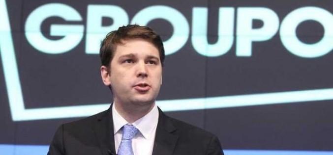 Основатель Groupon был уволен с должности главы компании
