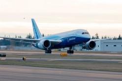 Boeing 787 «Dreamliner» совершил тестовый полет