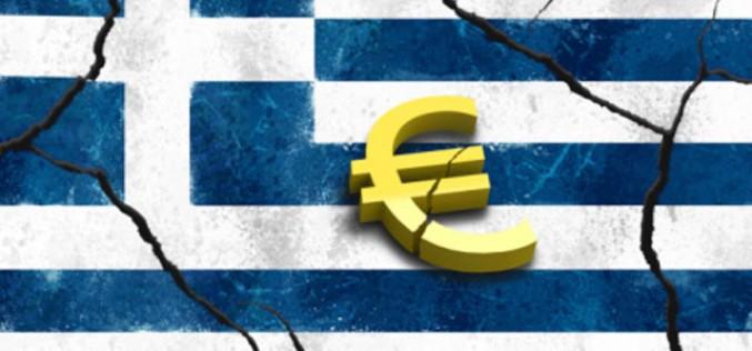 S&P оценило шанс выхода Греции из Еврозоны как 1:3