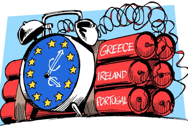 Проблемы Еврозоны