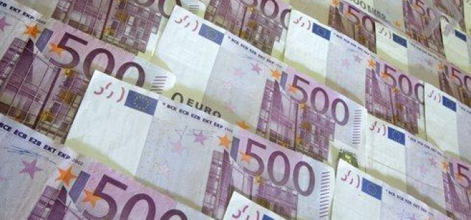 Латвия хочет переходить на евро