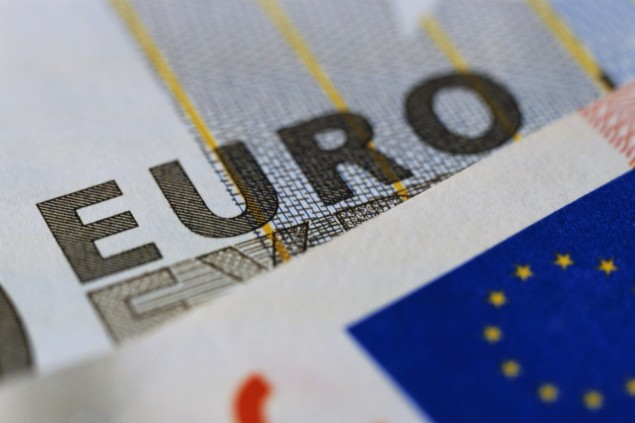 Euro Currency Bank Notes