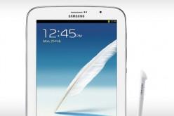 Samsung запустил новый Galaxy Note
