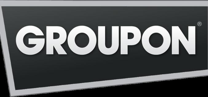 После публикации квартального отчета акции Groupon упали на 20%