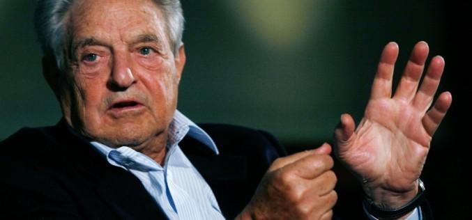 Джордж Сорос оставил Барака Обаму без денег