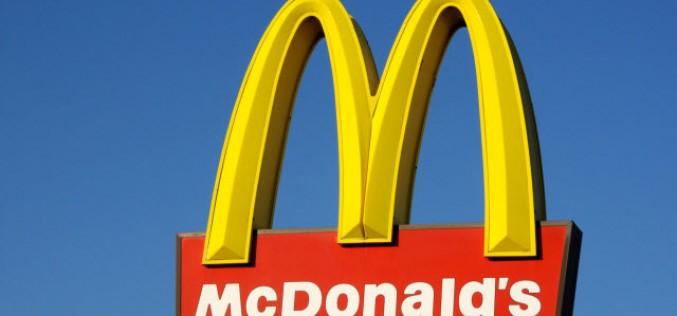 Прибыль McDonald's за третий квартал увеличилась на 5%