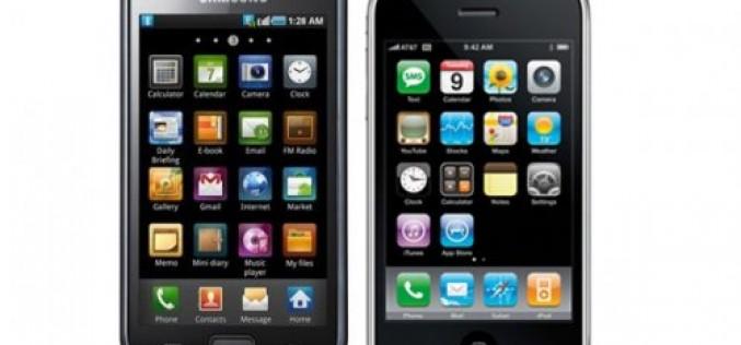 Суд между Apple и Samsung закончился штрафом на $1,05 млрд