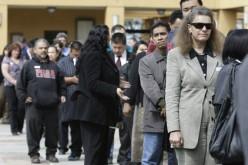 Уровень безработицы в июле вырос в большинстве штатов США