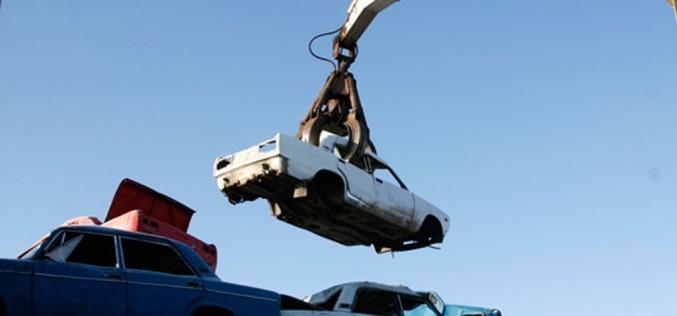 С первого сентября владельцы авто будут платить утилизационный сбор